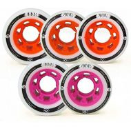 ATOM Atom Boom Roller Derby Wheel - Nylon Core - 4 Packs - 59mm XFirm