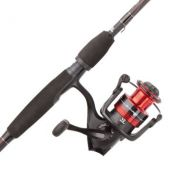 Abu Garcia Black Max Spinning Reel and Fishing Rod Combo
