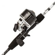 Abu Garcia Abumatic STX Spincast Reel and Fishing Rod Combo