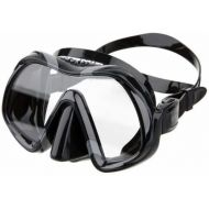 Atomic Aquatics Venom Scuba Diving Mask - BlackGrey