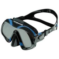 Atomic Aquatics Venom Mask, Black Skirt - BlackBlue