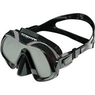 Atomic Venom Scuba Diving Mask, Gray