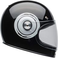 Bell Bullitt Full-Face Motorcycle Helmet (Triple Threat Gloss RedBlack, XX-Large)