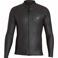 Billabong 2mm Mens PUMPD Smooth Jacket - Black, S