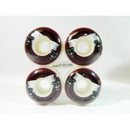 Blank 52mm x 31mm Pro Graphic Skateboard Wheels
