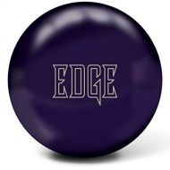 Brunswick Edge Bowling Ball, Dark Purple Solid, 15 lb