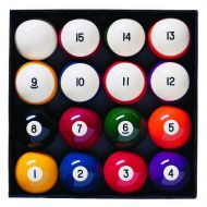Brunswick Heritage Pocket Ball Set