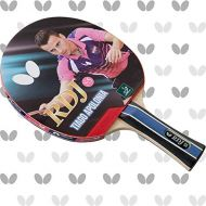 Butterfly RDJ S5 ITTF Approved Ping Pong Paddle Excellent Balance of Spin Speed & Control Table Tennis Racket