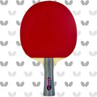 Butterfly Nakama S-10 Table Tennis Racket  ITTF Approved Ping Pong Paddle  Wakaba Table Tennis Rubber Thick Sponge Layer Ping Pong Racket  2 Ping Pong Balls Included
