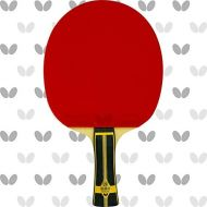 Butterfly Zhang Jike Super ZLC FL Blade with Bryce High Speed 2.1 RedBlack Rubbers Pro-Line Table Tennis Racket
