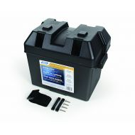 Camco 55363 Standard Battery Box - Group 24
