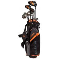 Cobra 2017 King Junior Set (Junior, Graphite, Junior Flex, Driver-Fairway-Hybrid-6-PW, SW-Putter-Bag)