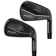 [아마존베스트]Cobra Golf 2019 King Forged CB/MB Iron Set