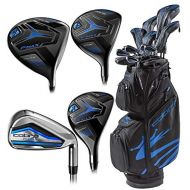 [아마존베스트]Cobra Golf 2020 Mens Airspeed Complete Set