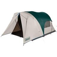 Coleman Cabin Camping Tent with Weatherproof Screen Room