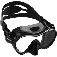 Cressi Kids Scuba Diving Snorkeling Ultra Light Weight Premium | Mini Frameless: designed in Italy