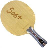 DHS TG 506+ (TG506+, TG-506+) OFF++ Table Tennis Blade for Ping Pong Racket, Long(shakehand)-FL