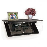 G96 Products 9005008 PS Products Concealment Shelf Espresso