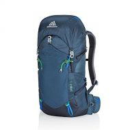 Gregory Mountain Products Stout 30 Mens Hiking Backpack | Day Hike, Camping, Travel | Integrated Rain Cover, Adjustable Components, Internal Frame Daypack | Streamlined Comfort on
