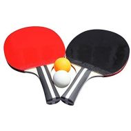 Hathaway Single Star Control Spin Table Tennis 2-Player Racket and Ball Set