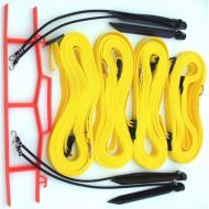 Home Court 17AYS Yellow 1-inch Adjustable Web Courtlines