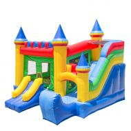 Inflatable HQ Commercial Grade Bounce House Castle Kingdom Jumper Slide 100% PVC Inflatable Only