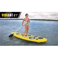 [직배송][추가금없음]Solar Marine Inflatable Stand Up Paddle Board SUP waccessories VIBRANT Standup Paddleboard