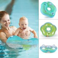 KOKOBUY Baby Inflatable Neck Float Inflatable Swimming Pool Ring for Newborns Toddler