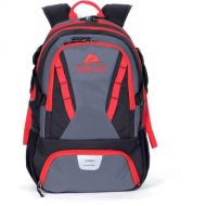 Kelty Ozark Trail 35L Choteau Hydration-Compatible Day Pack, Red/Gray