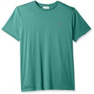 Lacoste Mens Short Sleeve Jersey Pima Regular Fit Crewneck T-Shirt, TH6709-51