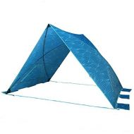 Lightspeed Outdoors A Shade Beach Tent | Extra Large Adjustable Beach Shelter