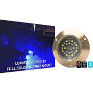 Lumishore Mfg#: 60-0316, Smx153 EOS, Full Color, 4000 Lm
