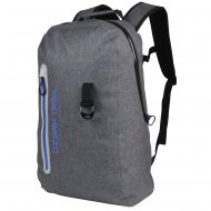 Ozark Trail Premium Leaktight Backpack with Bottle Opener, Gray
