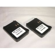 Banshee 2X PB-42L Lithium-Ion Battery Pack for Kenwood Radio TH-F6 TH-F6A TH-F6E TH-F7