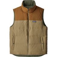Patagonia Bivy Down Reversible Vest - Mens