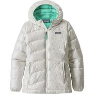 Patagonia Hi-Loft Down Sweater Hooded Jacket - Girls