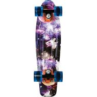 Penny Skateboards Penny Plastic Space Navy Complete Skateboard Cruiser - 6 x 22