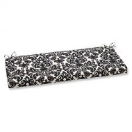 Pillow Perfect Essence/Beige Bench Cushion, Black
