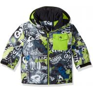 Quiksilver Boys Big Little Mission 10k Grow System Snow Jacket