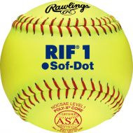 Rawlings 11 inch Level 1 Soft Center RIF Official Softballs