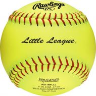 Rawlings Little League 11 inch Leather Softballs