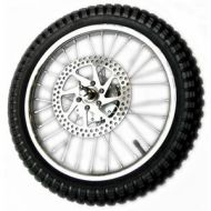 Razor MX500 and MX650 Front Wheel Assembly - Factory Original Razor Dirt Rocket Bike Off-Road Motorcycle Wheel Part W15128190049