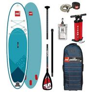 Red Paddle Co 10.8 Ride MSL Set Package Stand Up Paddle Sup Board aufblasbar Paddel Pumpe Leash