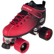 New Riedell Dart 2 Tone Purple and Pink Ombre Quad Roller Speed Skate Youth and Adult Sizes (Mens 9)