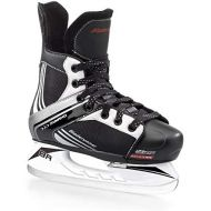 Rollerblade Bladerunner Ice by Dynamo Junior, Adjustable, Black, Hockey Ice Skates