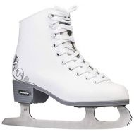 Bladerunner Ice by Rollerblade Allure Womens Adult Figure Skates, White, Ice Skates