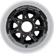 Rollerblade Performance 76mm-80A Inline Skate Wheels - 8pack 2015