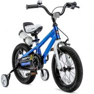 Royalbaby RoyalBaby BMX Freestyle Kids Bike, 12-14-16-18-20 inch wheels, six colors available