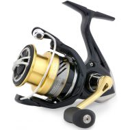 SHIMANO Nasci 2500 HG S FB, Spinning Fishing Reel with Shallow Spool, NAS2500HGSFB
