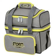 Flip Tote Bowling Bag by Storm- YellowGray